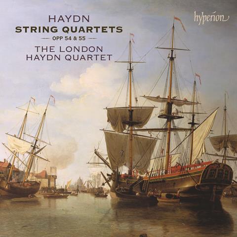 Haydn London Quartet