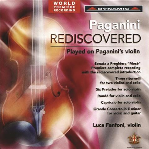 Paganini-Rediscovered