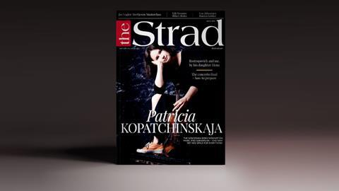 the strad may 2017
