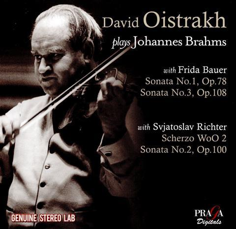 Brahms-Oistrakh