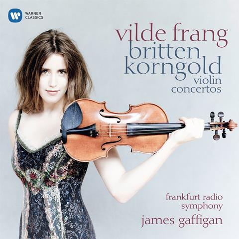 Britten-Korngold-Frang