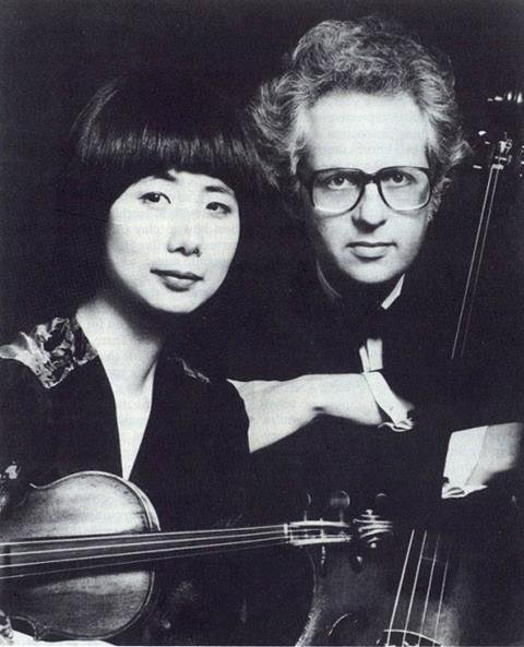 Misuko and Laurence cr Christian Steiner