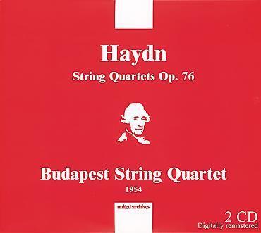 Haydn-String-quarterts