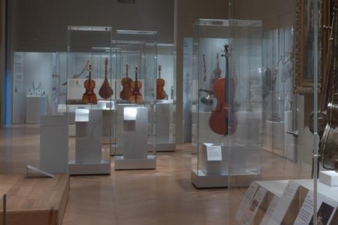2. the art of music through time, gallery 684