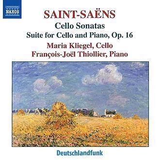 Saint-Saens-Cello-sonatas