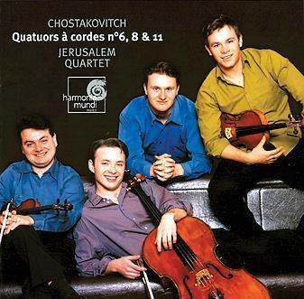Chostakovitch-Quatuors