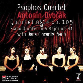 Psophos-Quartet