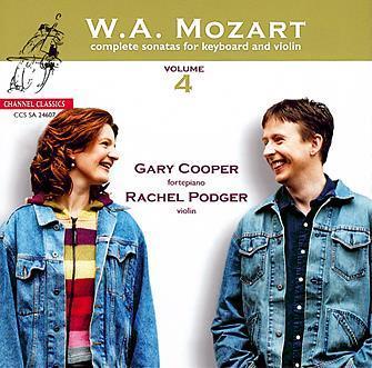 WA-Mozart-Volume-4