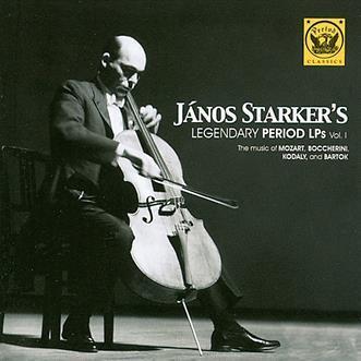 Janos-Starkers