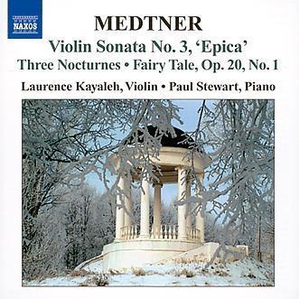 Medtner-violin-sonata-no3