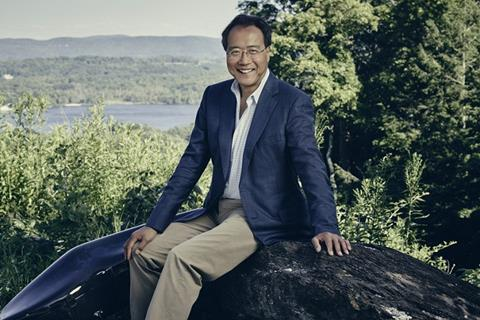 Yo yo ma by jason bell