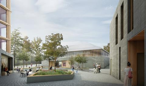 Kammermusiksaal ansicht 02 staab architekten