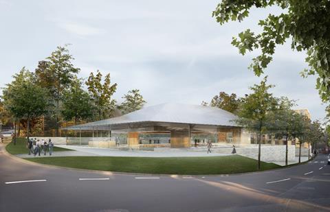 Kammermusiksaal ansicht 01 staab architekten