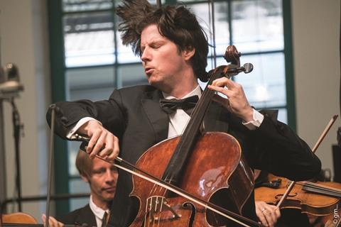 Daniel Müller-Schott on Shostakovich's Cello Concerto no 1