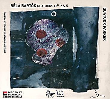 Bela-Bartok-quatuors