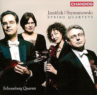 Janacek-string-quartets
