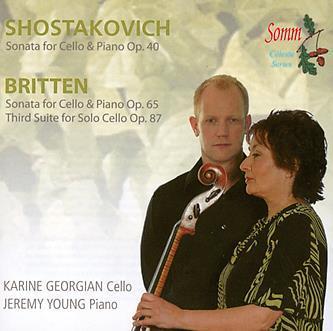 Shosktakovich-britten