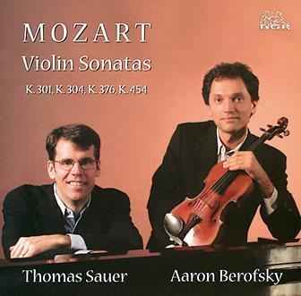 Mozart-violin-sonatas