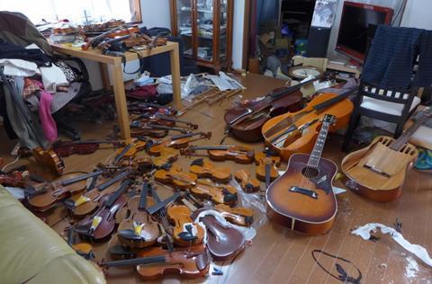 Violins