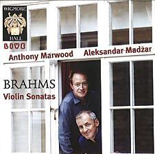 BrahmsViolinSonatas