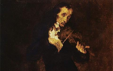 Image result for paganini horror