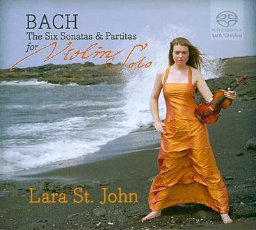 Lara-St-John-CD