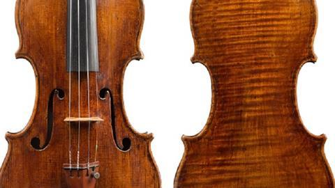 goffriller violin
