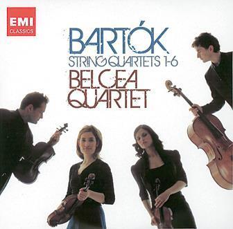 Bartok-string-quartets