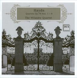 HaydnWilanowQuartet