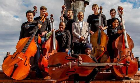 Postcard from South Africa - 'What It Takes: Double Bass
