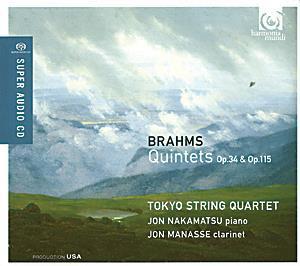 BrahmsQuintets