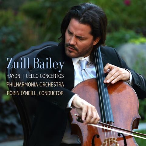 Zuill Bailey Haydn Cello Concertos