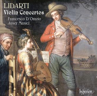 Lidarti-Violin-concertos