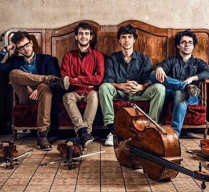 Vision-String-Quartet