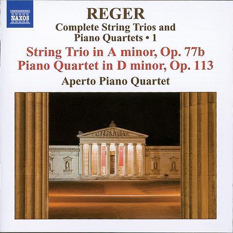 Reger-string-trio