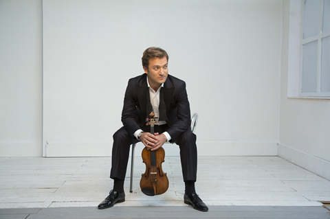 Renaud Capuçon | photo © Simon Fowler