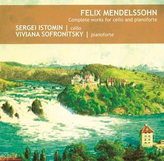 Mendelssohn-CD