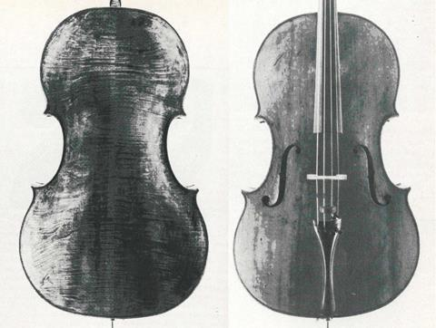 Rombouts cello