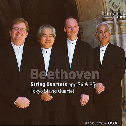 Tokyo-String-Quartet