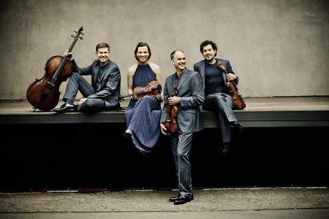 Signum quartet © irène zandel