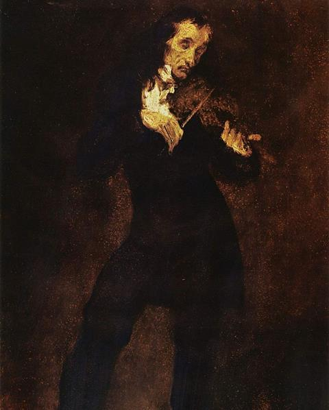 PaganiniPainting