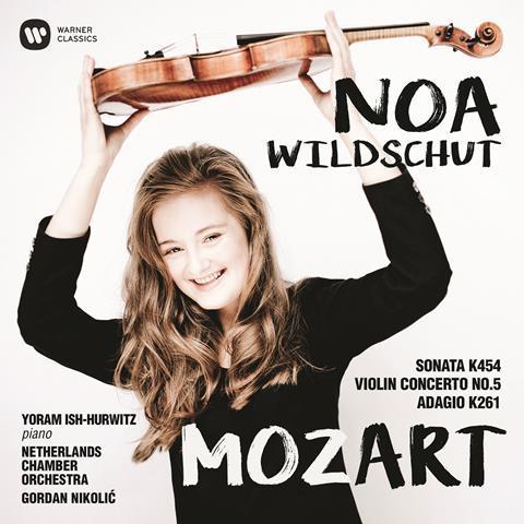 Mozart wildschut