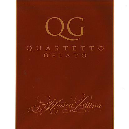 QuartettoGelatoCD