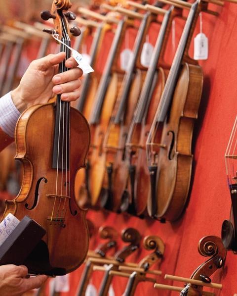 ViolinAuction