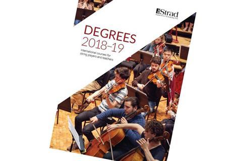 Degrees 2018 cover