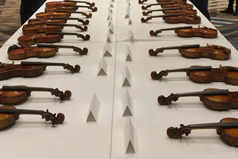 A beginner's guide to identifying a Stradivarius | Focus