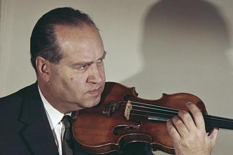 Remembering the great violinist David Oistrakh   Feature   The Strad