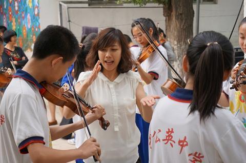 Xing fan students2