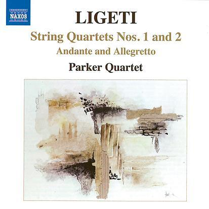 ParkerQuartet_CD