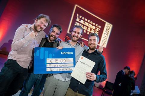 Ticc winners k.wanvik